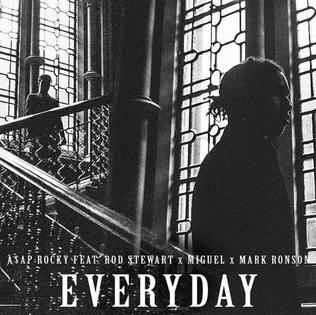 Everyday (feat. Miguel & Rod Stewart) Ringtone Download Free