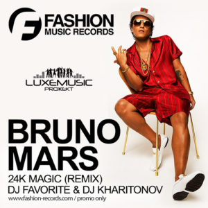 24K Magic (DJ Favorite & DJ Kharitonov Radio Edit) Ringtone Download Free