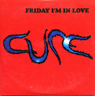 the cure friday im in love mp3 - 492×500