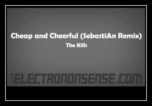 Cheap And Cheerful - SebastiAn Remix Ringtone Download Free