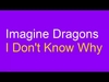 Imagine Dragons - I Don't Know Why Ringtone Download Free