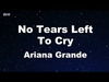 No Tears Left To Cry (Official Instrumental) Ringtone Download Free