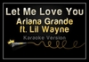 Let Me Love You Ringtone Download Free